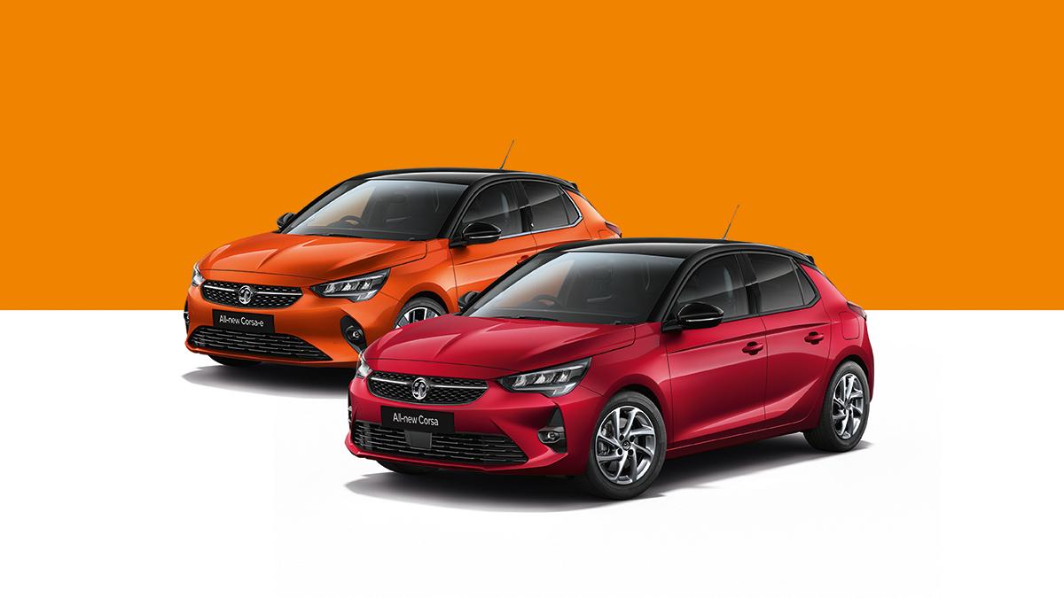 Vauxhall Corsa-e Motability