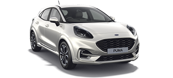 New Ford Puma ST-Line X First Edition 1.0L EcoBoost Hybrid 125PS mHEV