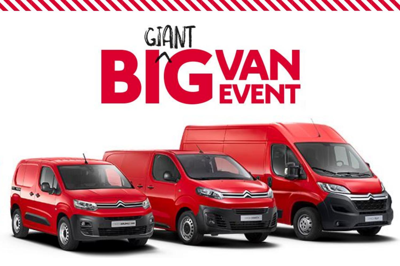 Telford's Citroen Big Van Event