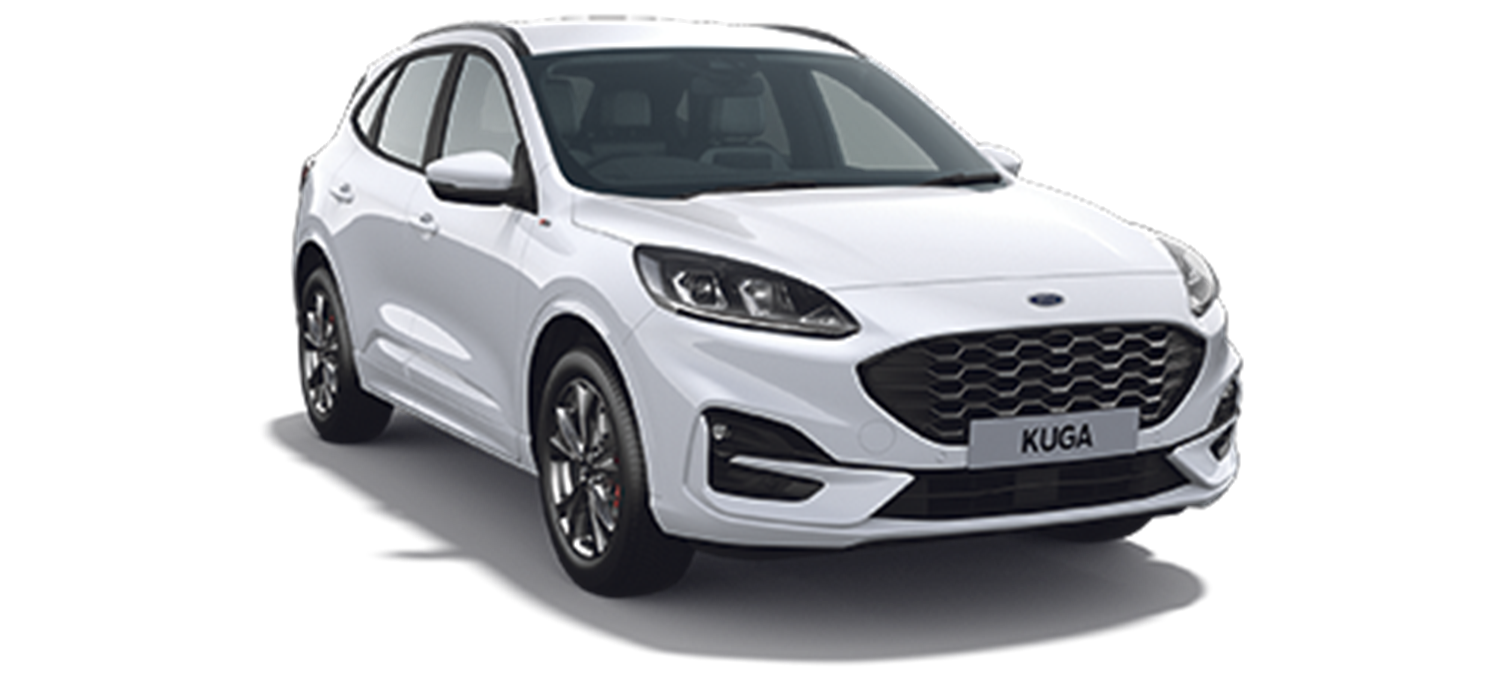 All-New Ford Kuga ST-Line