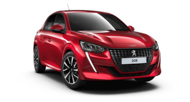 All-New Peugeot 208 Allure 1.2L PureTech 100 S&S Business Offer