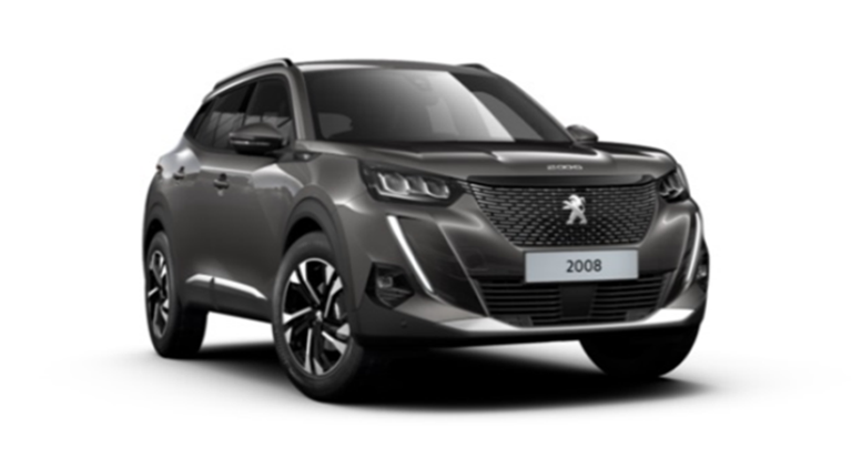 All-New Peugeot 2008 SUV Allure 1.2 PureTech 100 S&S Business Offer