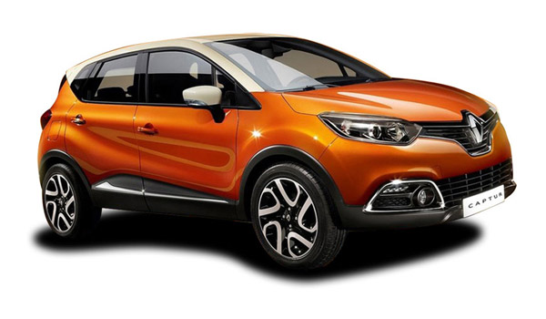 All New Renault Captur