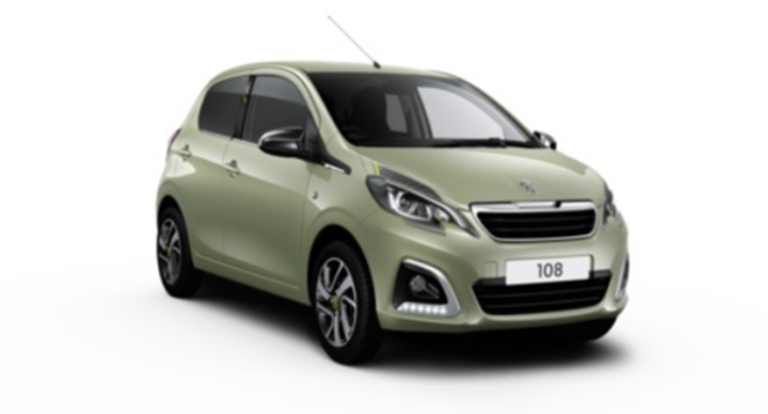 Peugeot 108 Collection 1.0L 75 5dr Business Offer