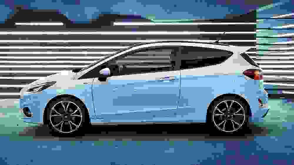 Fiesta Mild Hybrid