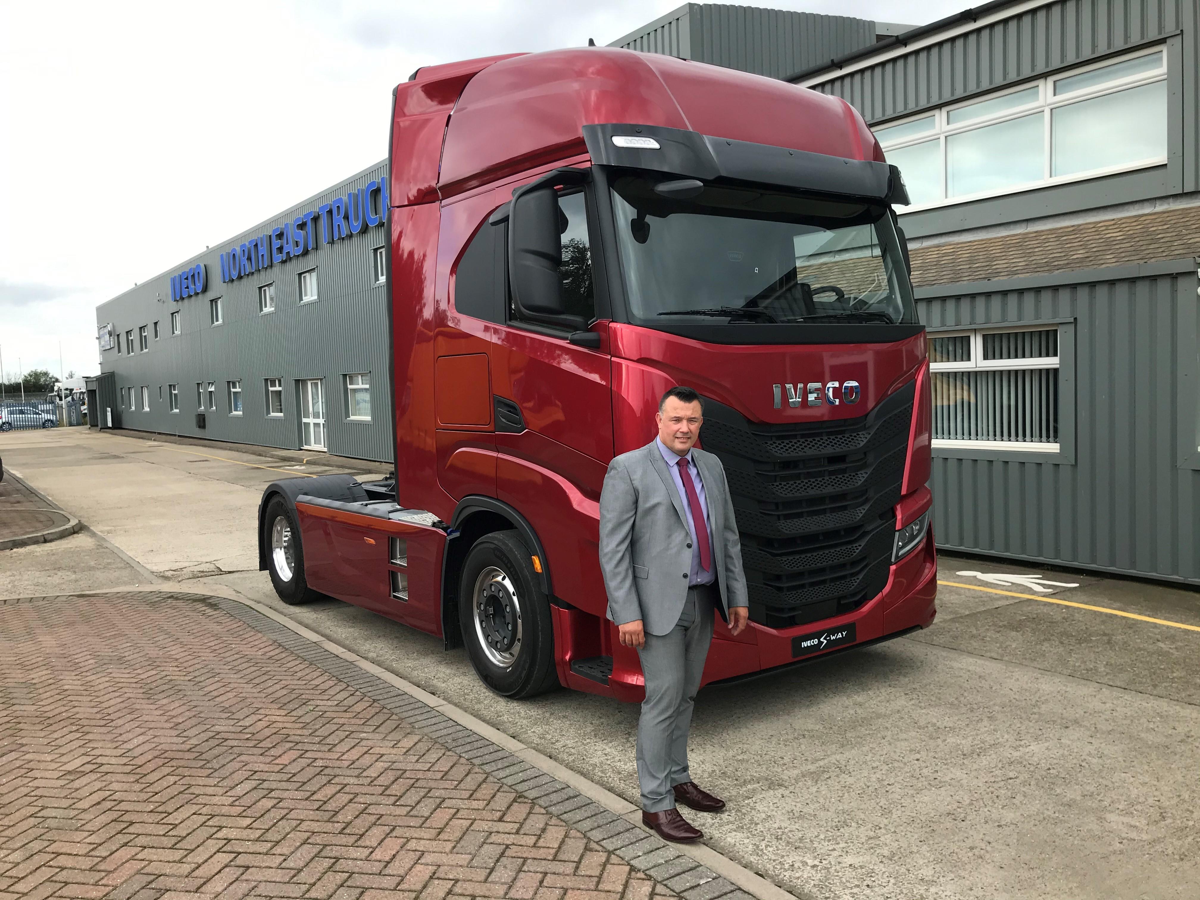 Fleet Business Development Manager joins North East Truck and Van
