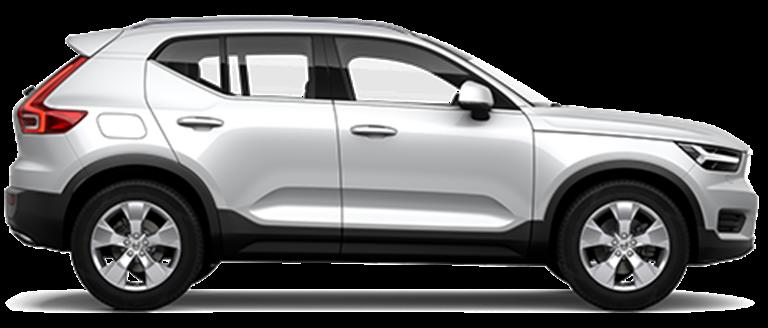 Volvo XC40 Motability Offers