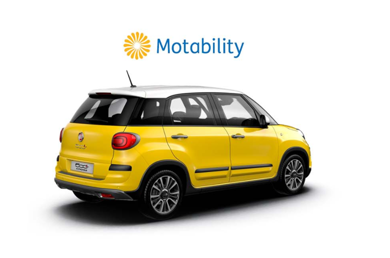 Fiat 500L From £NIL Advance Payment
