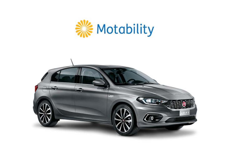 Fiat Tipo From £NIL Advance Payment
