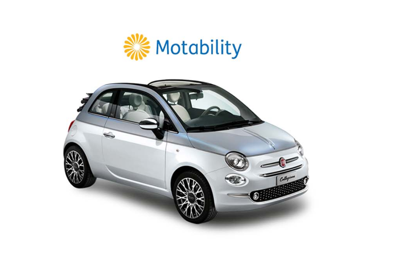 Fiat 500C From £NIL Advance Payment
