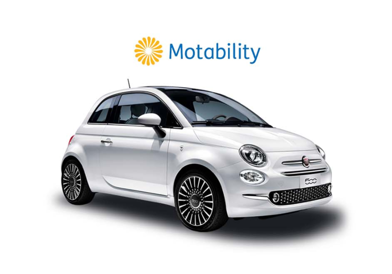 Fiat 500 From £NIL Advance Payment