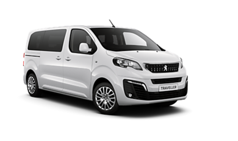 Peugeot Traveller From £3,199 Advance Payment