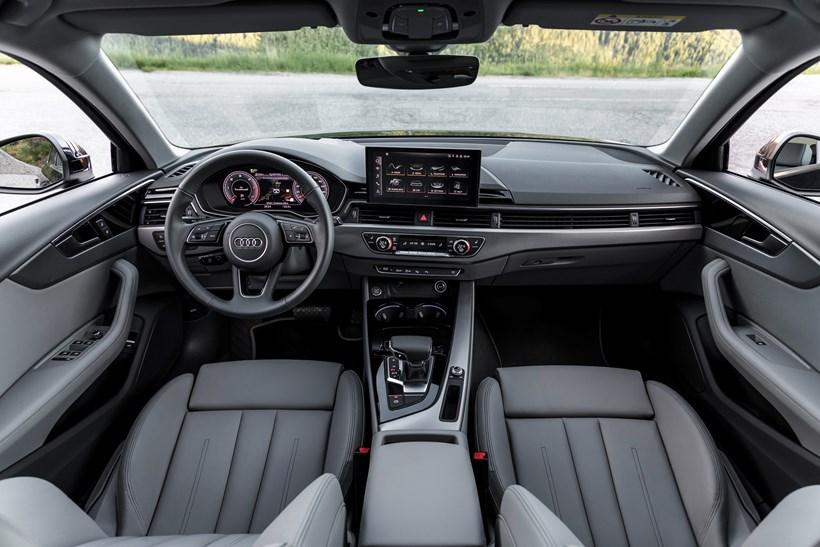 New Audi A4 Avant