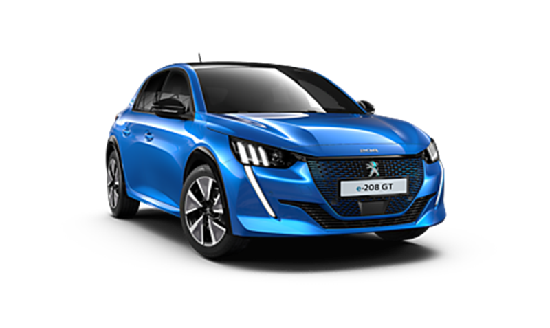 All-New Peugeot e-208 From £899 Advance Payment