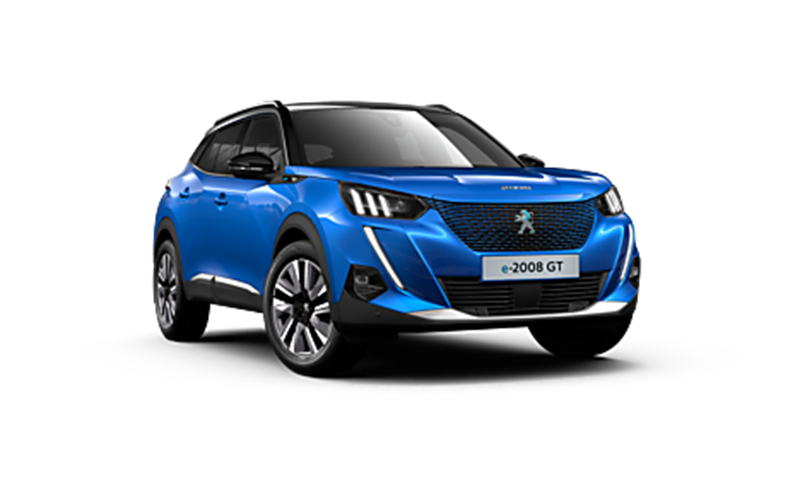 All-New Peugeot e-2008 SUV From £1,799 Advance Payment