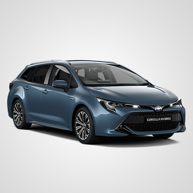 Corolla Hybrid Touring Sports Design