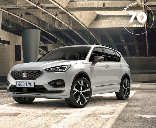 Tarraco PCP SUV Offer