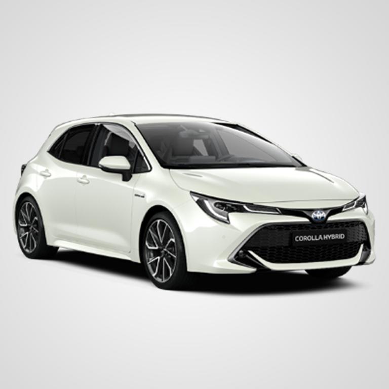 Corolla 2.0 Hybrid Design