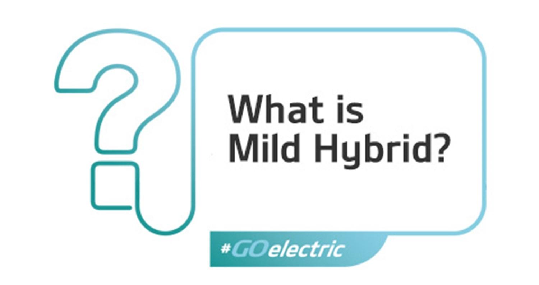 What is Mild Hybrid