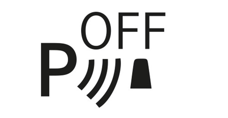 Parking Sensor Malfunction warning light