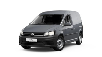 Volkswagen Caddy Startline 2.0TDI 102PS 5-speed manual