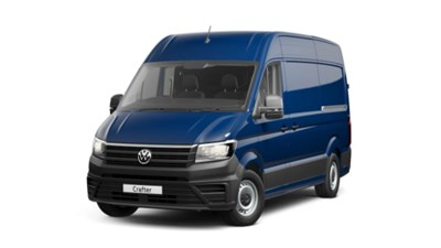 Volkswagen Crafter MWB Trendline 2.0TDI 140PS FWD 6-speed manual