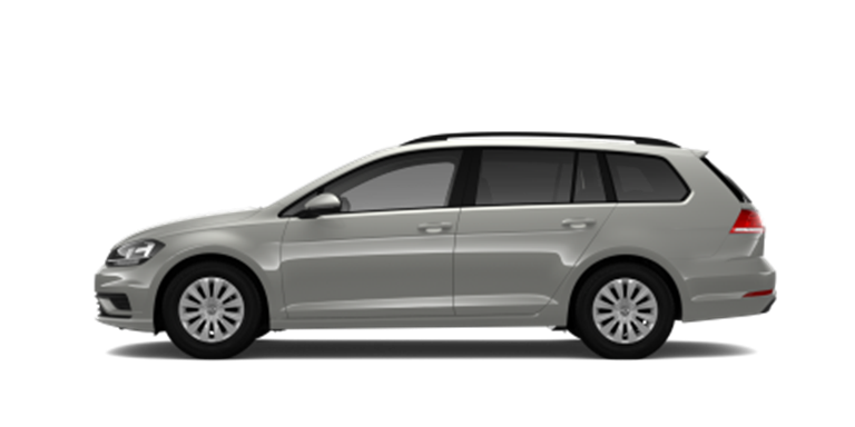 Volkswagen Golf Estate 2.0  Match TDi Auto 5dr