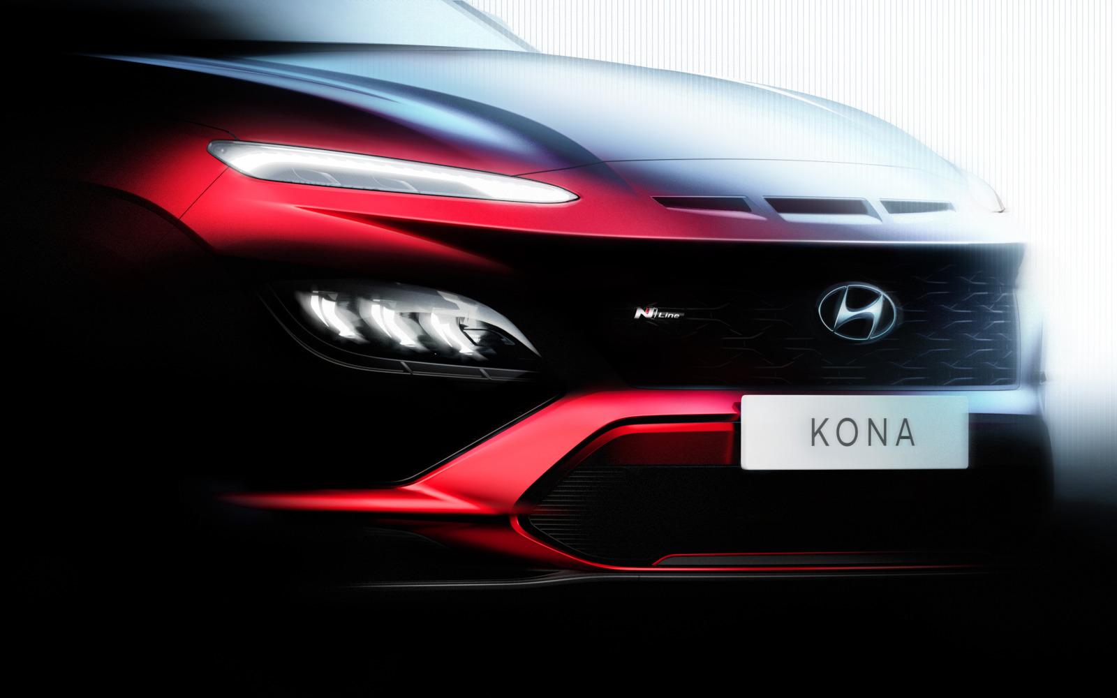 New Car Kona Image