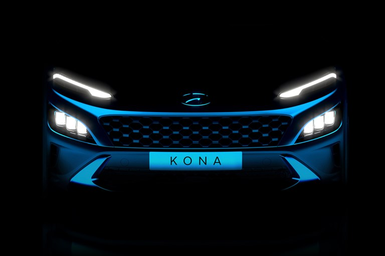 Hyundai Motor teases sharp new Kona and Kona N Line SUVs