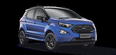 Ford EcoSport ST-Line 1.0L EcoBoost 140PS