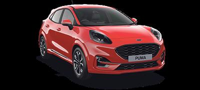 New Ford Puma ST-Line mHEV 1.0L EcoBoost Hybrid 125PS