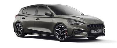 Ford Focus ST-Line X 1.0L EcoBoost 125PS