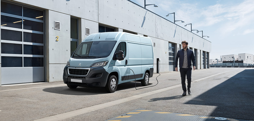 New 2020 Peugeot e-Boxer Has Arrived!
