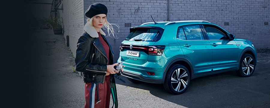 New Volkswagen T-Cross