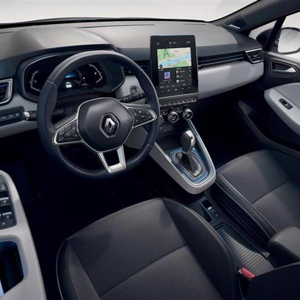 All-New Clio E-Tech Hybrid