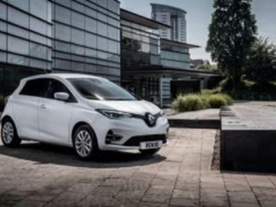 Renault Business - Zoe Van