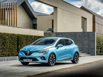 Renault Clio Business Offers