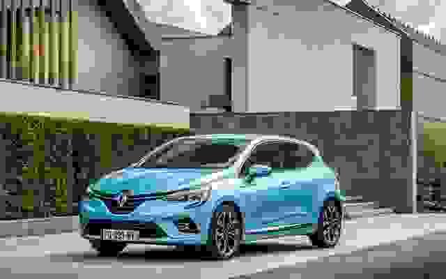 Renault Clio Contact Hire