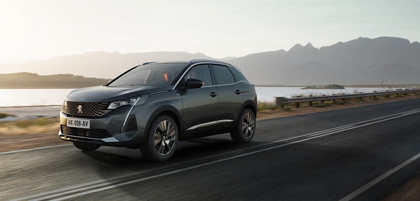 Check out the New Peugeot 3008!