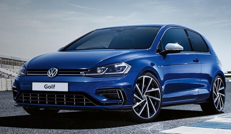 New Volkswagen Golf GTI/R
