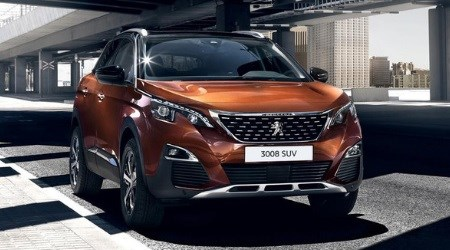 3008 SUV at Just Motors