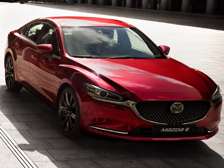 MAZDA6 BUSINESS OFFERS