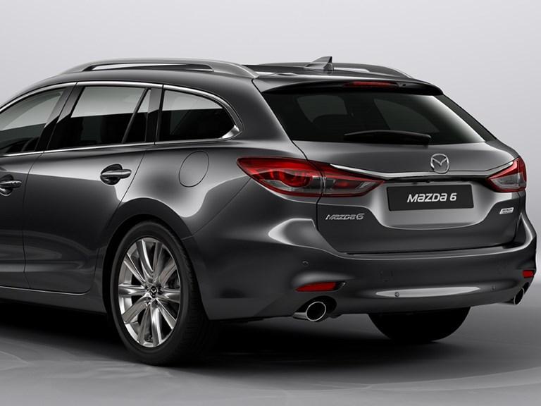New Mazda 6 Tourer
