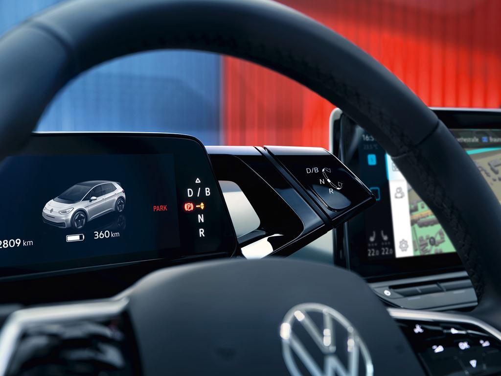 Volkswagen ID3 Steering Wheel