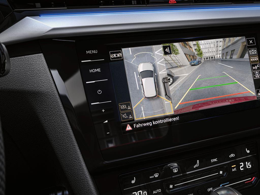 Volkswagen Arteon Shooting Brake Parking Camera