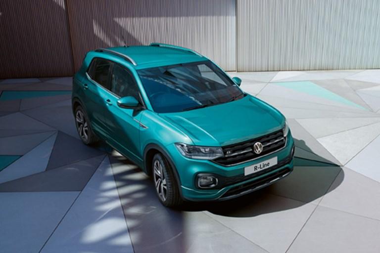 Volkswagen T-Cross: orders open for practical compact SUV