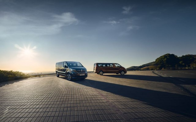Renault Business - Trafic