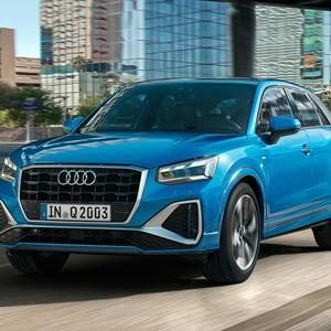 New Audi Q2