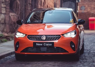 Vauxhall All-New Corsa