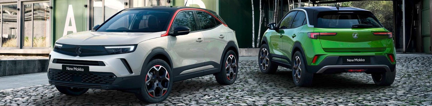 all-new mokka now available